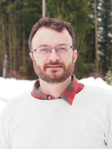 Colin Chisholm, RPF